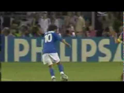 del piero - gol italia-svezia euro 2000
