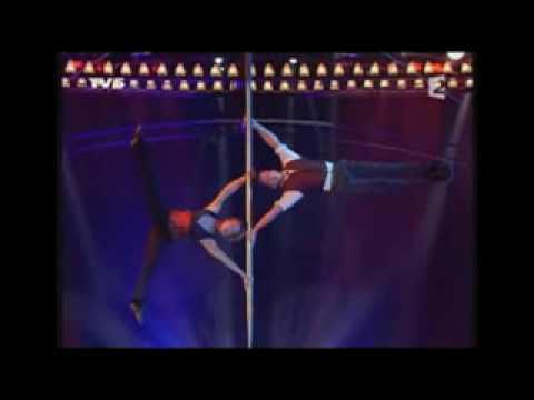 Circo, cabaret, tango