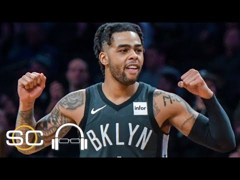 Video: NBA film breakdown: D'Angelo Russell playing amazing for Nets | SC with SVP