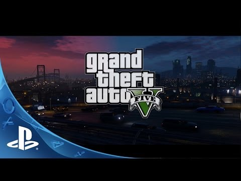 theft - The critically-acclaimed and record-breaking Grand Theft Auto V comes to a new generation this Fall. Grand Theft Auto V for PlayStation 4 will take full adva...
