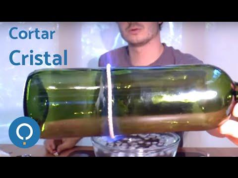Tubo vidrio videos videos relacionados con tubo vidrio - Cortar botella cristal ...