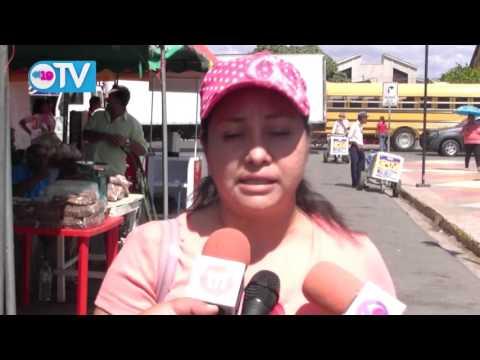 INTUR Realiza primer feria del buñuelo en Estelí
