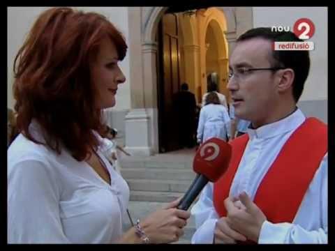 "La festa del Santíssim Crist de Figueroles, a ""Cor de Festa"". Juny 2011"