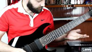 Aprenda a tocar guitarra de 8 cordas - Parte 2