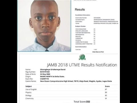 Smart 15-year-old Delta boy passes WAEC with 9 A1