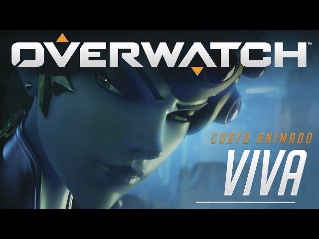 Corto animado de Overwatch: Viva (ES)