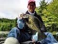 New Hampshire Kayak Panfishing
