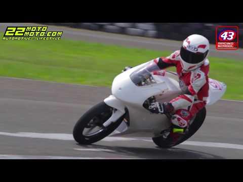 43 Racing School Gelombang 12 (Spesial Materi Baru)