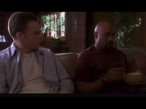 Six Feet Under - Keith has sex with Celeste and tells David about it