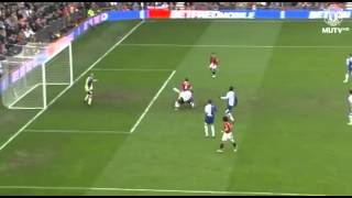 Solskjaers letztes Tor für Manchester United
