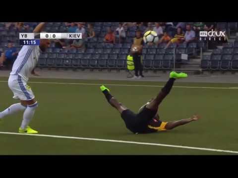 BSC Young Boys - Dynamo Kyiv - All Highlights