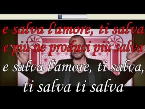 , title : 'L'amore comporta Biagio Antonacci Karaoke (base al piano con testo)'