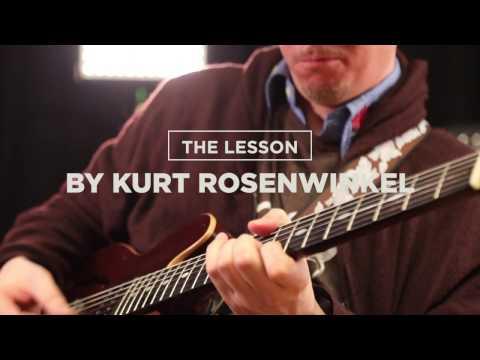 THE LESSON BY KURT ROSENWINKEL