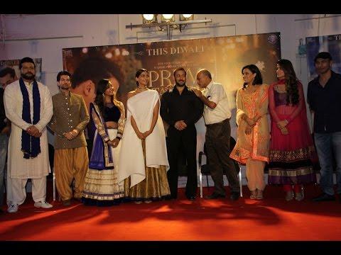 Salman Khan's Prem Ratan Dhan Payo & Team Get Together