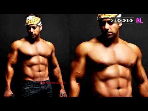 Salman Khan goes shirtless for Prem Ratan Dhan Pay