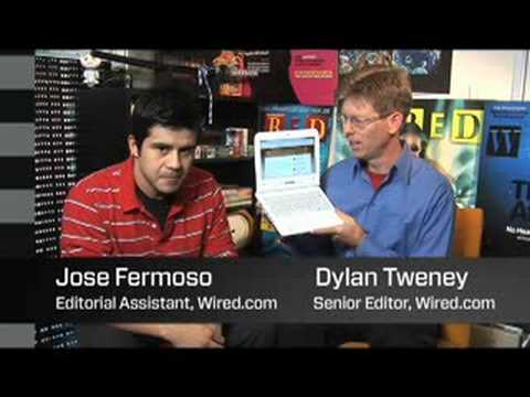 Wired Gadget Lab 10: Sylvania G Netbook Meso