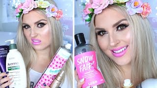 Empties, Regrets & Reviews! ♡ Over 70 Makeup, Hair & Body Products! by Shaaanxo