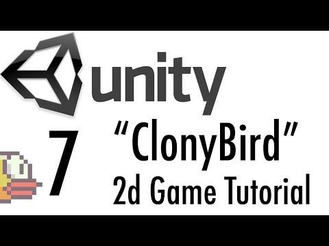 Hướng dẫn làm Game Flappy Bird - Part 7