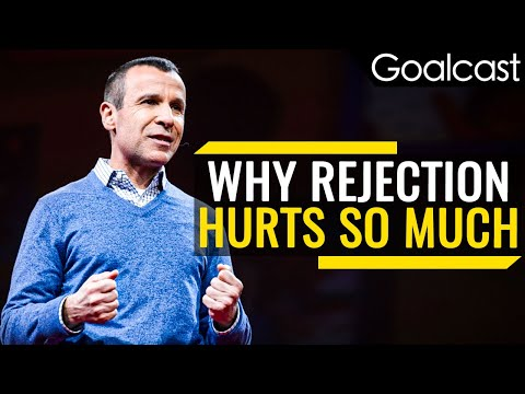 What Rejection Does To Your Brain | Guy Winch | Goalcast