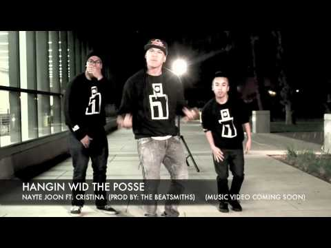Nayte joon ft Cristina - Hangin Wid the Posse (Choreography by: Nayte Joon)