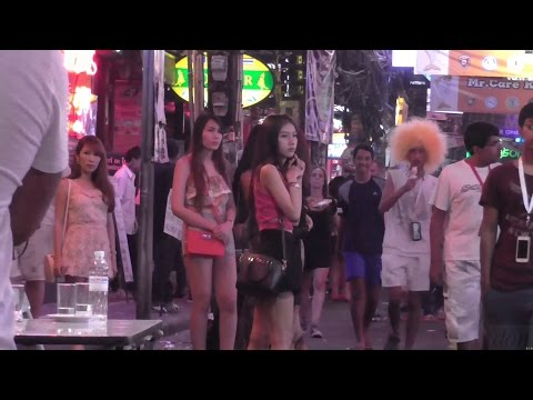 Video PATTAYA Night. - Walking Street and Beach Road. download in MP3, 3GP, MP4, WEBM, AVI, FLV January 2017