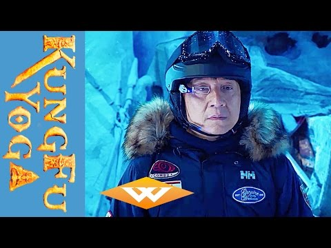 Kung Fu Yoga (Clip 'Ice Cave')