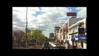 Pelas ruas de Chapecó