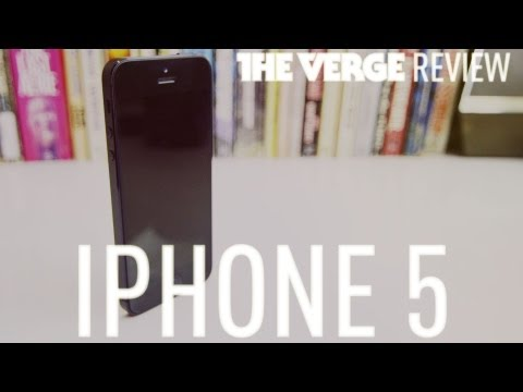 iphone 5 review - Joshua Topolsky reviews Apple's new iPhone 5. Read the full review on The Verge: http://www.theverge.com/2012/9/21/3363238/iphone-5-review.