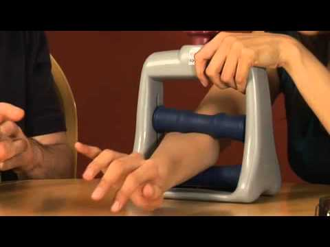 Roleo Therapeutic Arm Massager Inventor