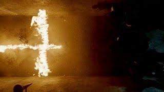 顔の無い悪霊シスター軍団が神父に襲いかかる!/映画『死霊館のシスター』特別映像