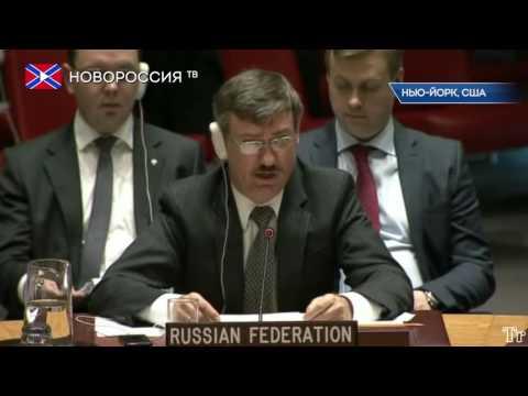 Назначен и.о. постпреда России при ООН - DomaVideo.Ru