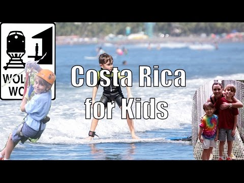 Costa Rica for Kids - What Moms Want to Know about Visiting Costa Rica