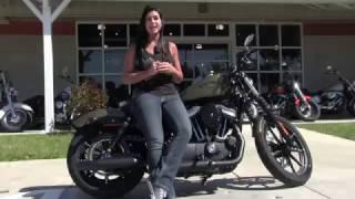 5. 2017 Harley Davidson Sportster Iron 883 Olive Gold for sale 2018