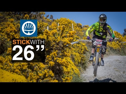 "Top 5 Reasons To Stick With Your 26"" MTB"