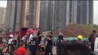 Guangan China  city photos : China Guang'an SWAT attack the linshui people