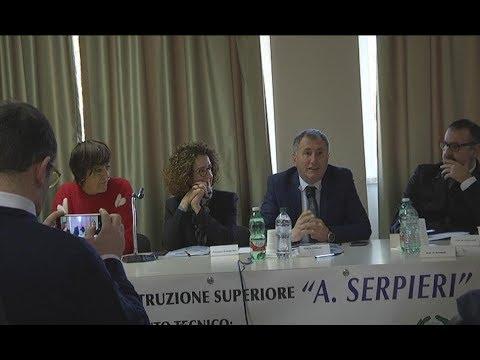 Istituto Agrario Serpieri di Avezzano - Presentato un nuovo indirizzo di studi