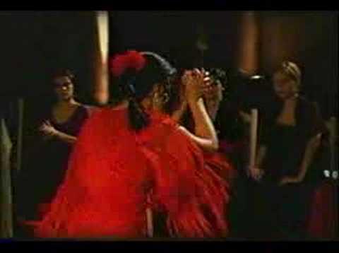 Flamenca - PROGRAMA ESPECIAL DANÇA FLAMENCA ROTEIRO E DIREÇÃO: CYRO RIDAL Teatro do Canal da Música...2003...mais uma produção na raça!