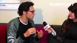 Andy Jordon (Made in Chelsea) Interview