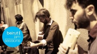 Beirut Jam Sessions | We Were Evergreen & Maya Aghniadis - Second hand