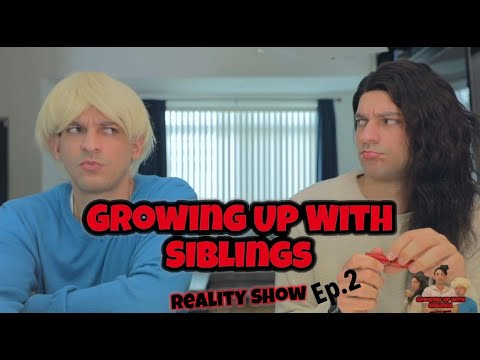 Growing up with siblings (REALITY SHOW) EP.2 | PatD Lucky
