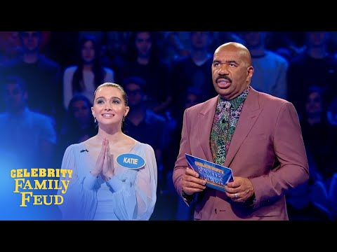 The Bold Type team wins $25,000 for Girls, Inc.! | Celebrity Family Feud