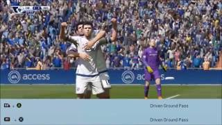 Red Bull Coliseum FIFA 16 Tips & Tricks: Passing