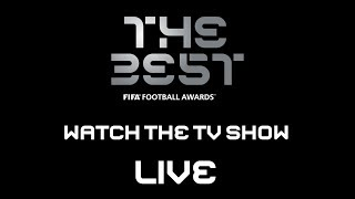 The Best FIFA Football Awards™ — TV Show — WATCH LIVE !