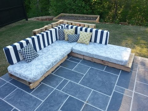 Lounge möbel selber bauen. Möbel selber machen. Möbel selber basteln.