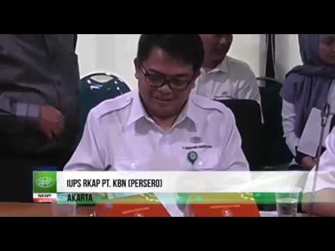 RUPS RKAP PT. KBN (Persero)