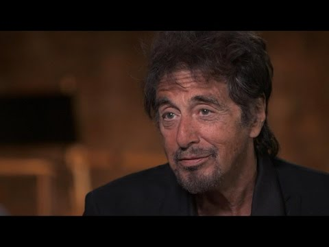 Al Pacino on Taking on 'Danny Collins' Role