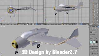 3Dデザインと製作の動画