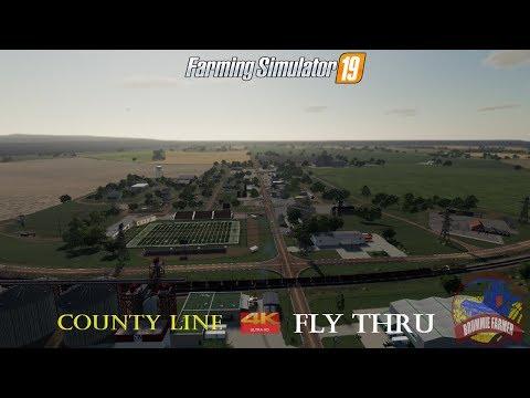 County Line Seasons FS19 v3.0.0.0