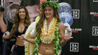 Bellator 213 Ceremonial Weigh-In Highlights - MMA Fighting by MMA Fighting