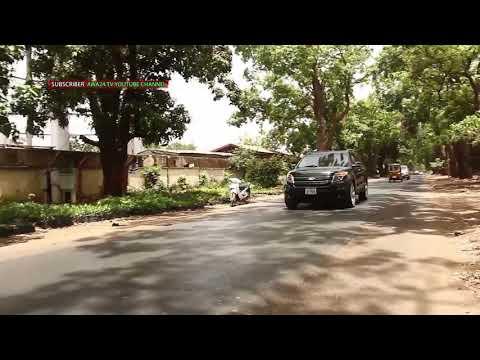 Gobarar titi__Official trailer (Adam A. Zango)